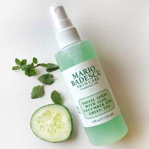 🥒 Aloe, Cucumber & Green Tea Facial Spray